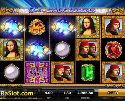 Free Download kiosk.scr888 slot game Double DaVinci