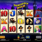 Hengheng2 918Kiss(SCR888) Casino Online Slot Werewolf Wild