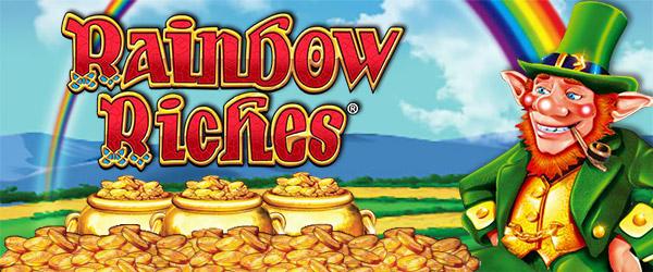918Kiss(SCR888) Casino Rainbow Riches m.Scr888 Download Slot