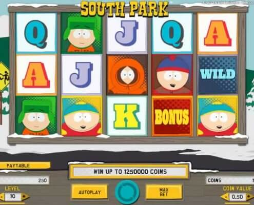 South Park Slot Game Download in 918Kiss(SCR888) Casino
