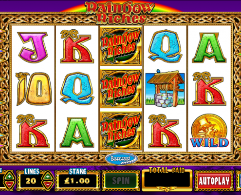 m.Scr888 Download Slot SCR888 Casino Rainbow Riches