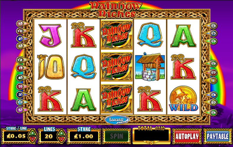 m.Scr888 Download Slot 918Kiss(SCR888) Casino Rainbow Riches