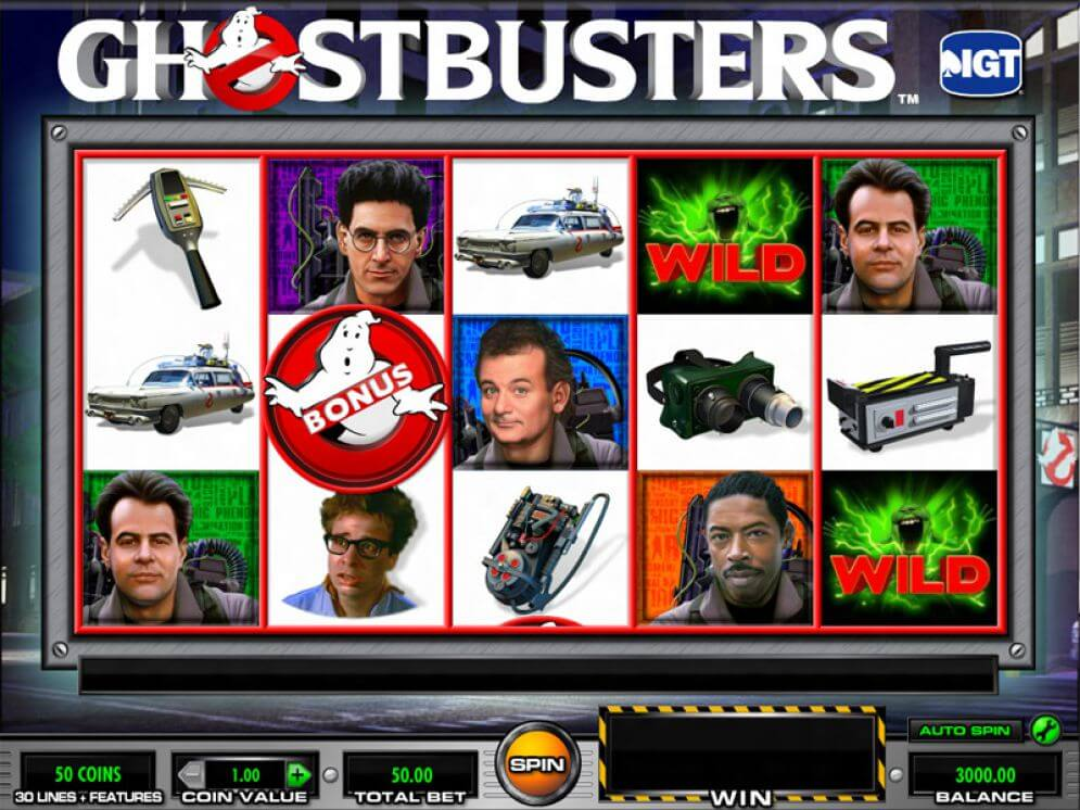 m.Scr888 Slot Games Download Casino Ghostbusters