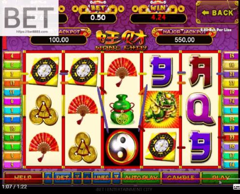 Wong Choy slot machine jackpot 918Kiss(SCR888) │ibet6888.com