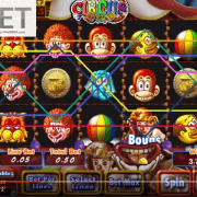 Circus2 slot game free spin SCR888 │ibet6888.com