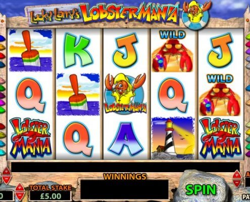 Free Download Lobstermania 918Kiss(SCR888) Slot Game Casino