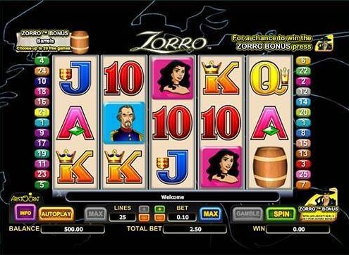 Play Slots Blackjack & more