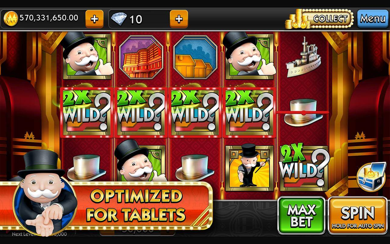 SCR888 Online Casino Monopoly m.scr888 slot game